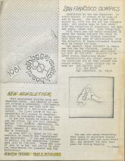 GSH Newsletter - November 1981