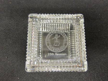 Class of 1974 Glass Dish with Lid, 1999