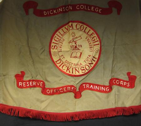 Reserve Officers Training Corps Flag, 1952