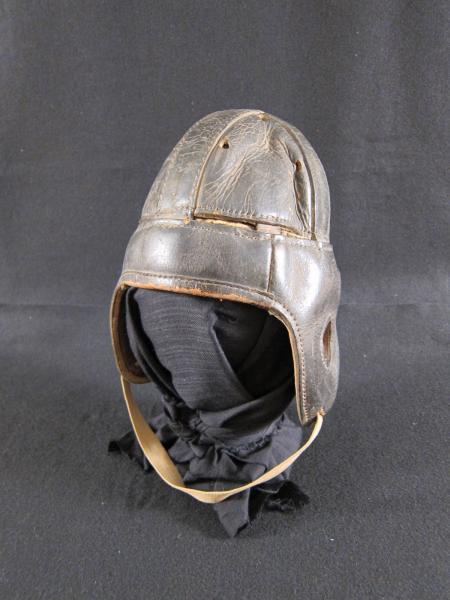 Football Helmet, 1914