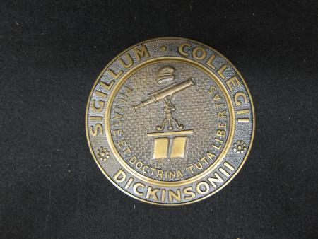 Dickinson College Plaque