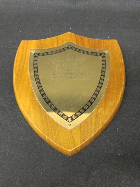 Omicron Delta Kappa Plaque, 1964-1966
