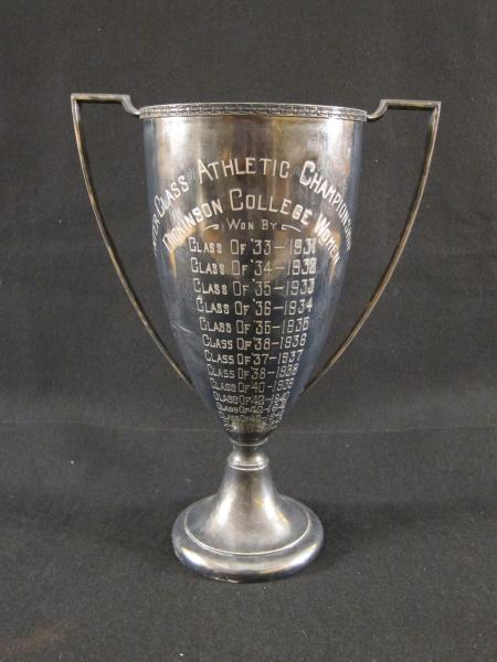 Inter-Class Athletic Championship Women's Trophy, c.1931-1961