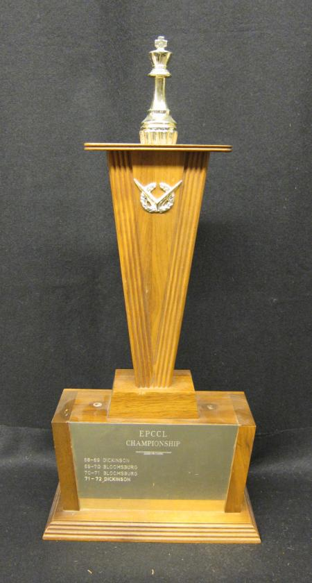 Eastern Pennsylvania Collegiate Chess League Trophy