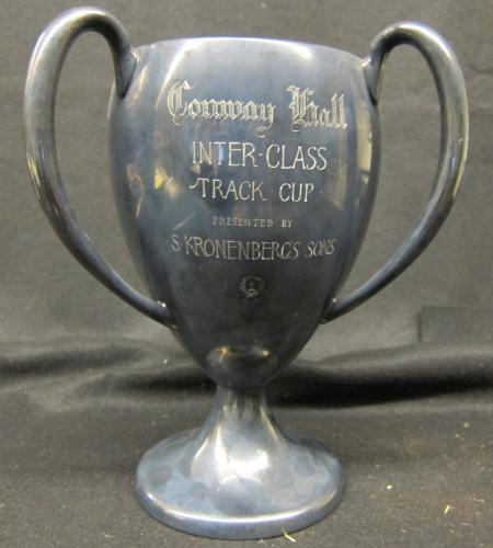 Conway Hall Inter-Class Track trophy