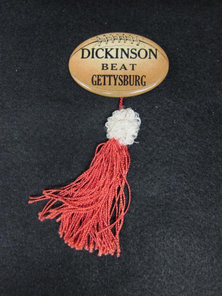 Dickinson College Football Button