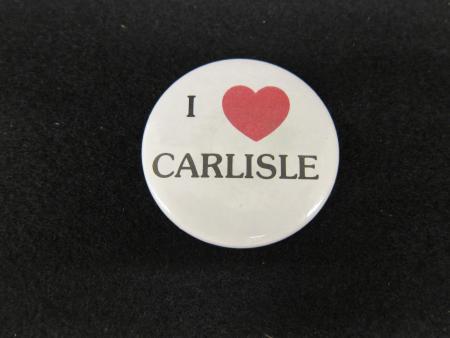Carlisle, Pennsylvania Button