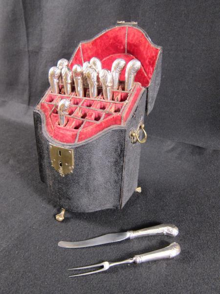 Silver Knife Set