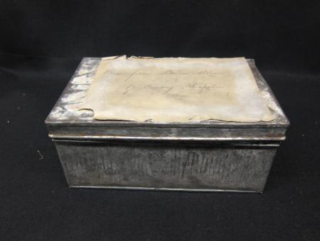 Time Capsule, 1857