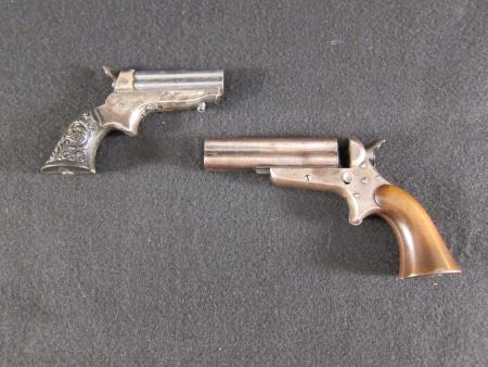 Pistols and Bullets