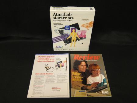 Atari Lab Computer Start-up Kit, c.1980