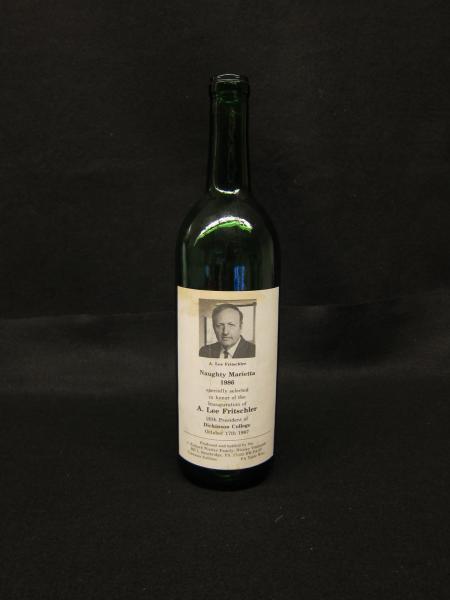 Wine Bottle, 1987