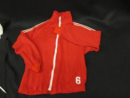 Swim Team Warm-Up Jacket