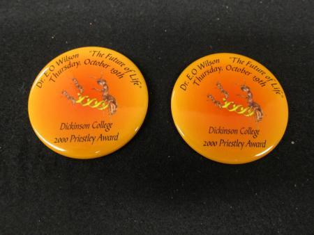 Priestley Award Buttons, 2000