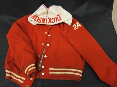 Wrestling Warm-up Jacket, c.1970