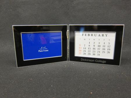 Picture Frame and Calendar