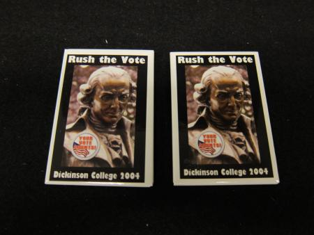 Presidential Election Buttons, 2004