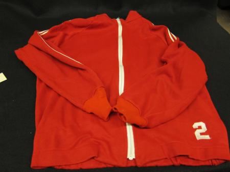 Swim Team Warm-Up Jacket
