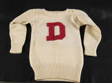 Letter Sweater, c.1930