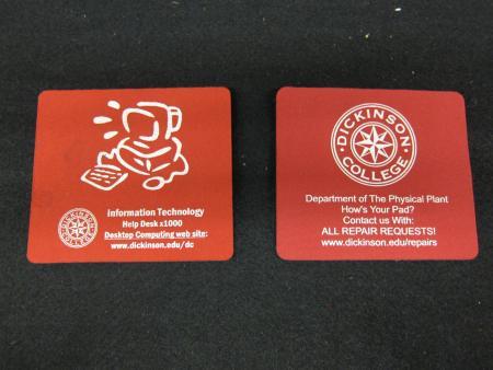 Foam Coasters, c.2000