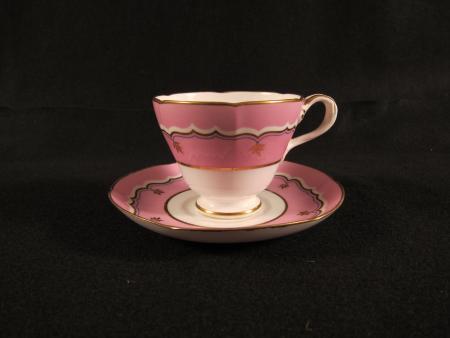James Buchanan Teacups and Saucers