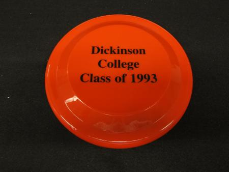 Class of 1993 Frisbee, 1998