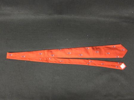 Red Dickinson Necktie