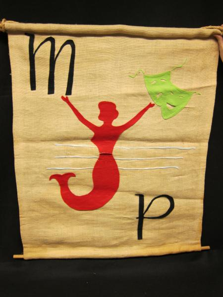 Mermaid Players Banner