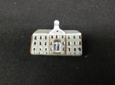 West College Pin