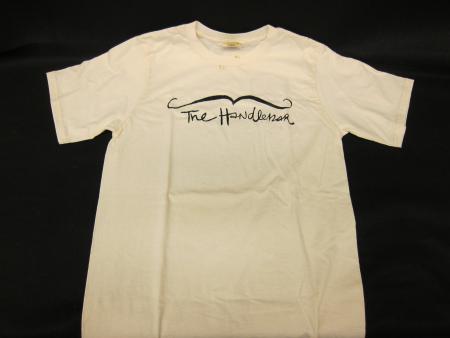 The Handlebar Cream T-shirt, 2011