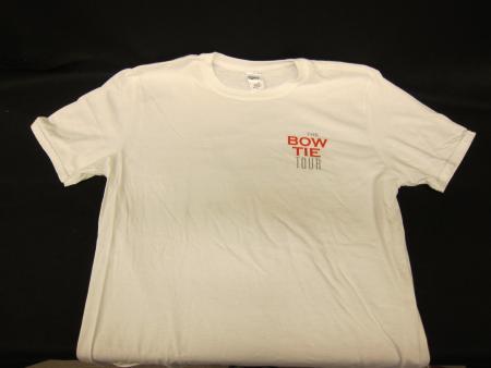 Bow Tie Tour T-shirt, 2012