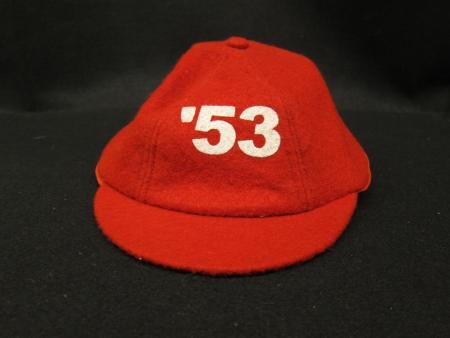 Red Beanie, 1953