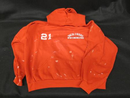 Swim Team Sweatshirt, c.1989