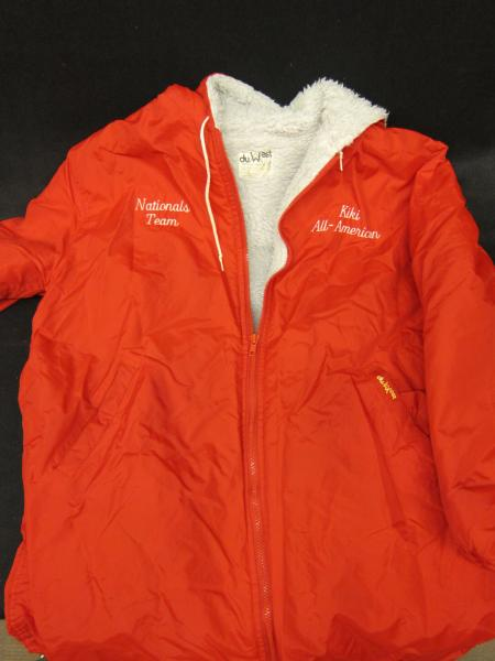 Swim Team Jacket, c.1989
