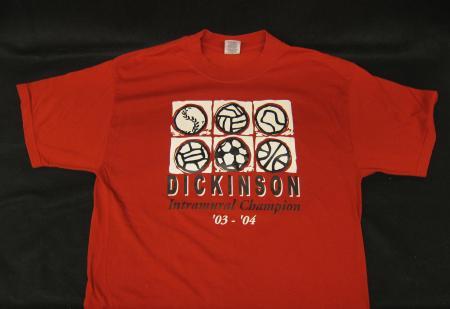 Intramural Champion T-Shirt, c.2003
