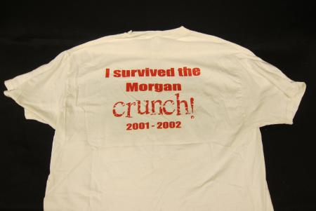 Morgan Crunch T-Shirt, c.2001