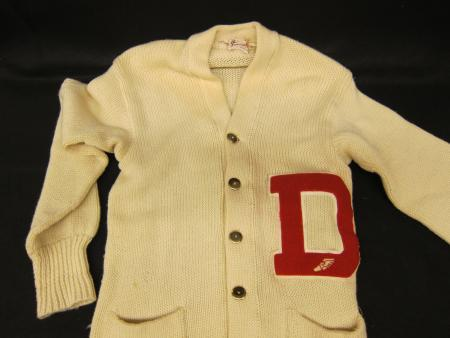 Dickinson Letter Sweater, 1965