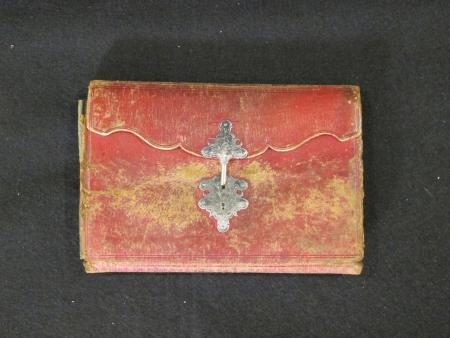Red Leather Wallet, 1769