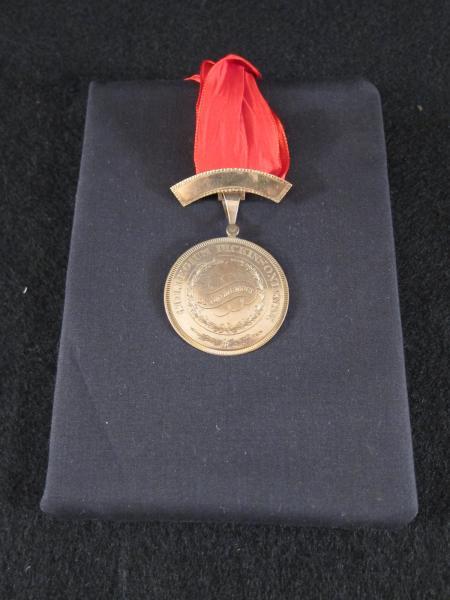 Pierson Prize-Longsdorff, 1886
