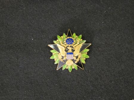 Army Staff Accommodation Pin, c.1920