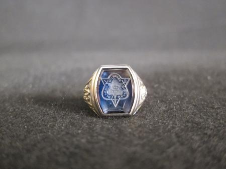 Wilson College Class Ring, 1934