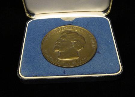 "Peabody Broadcasting Award for ""Green Eyes,"" 1977"