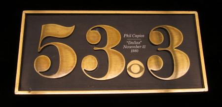 Neilson Award, 1980