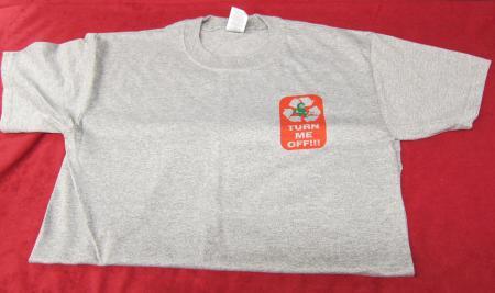 Green Devil T-Shirt, c.2008