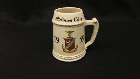 Kappa Sigma Beer Stein, 1959