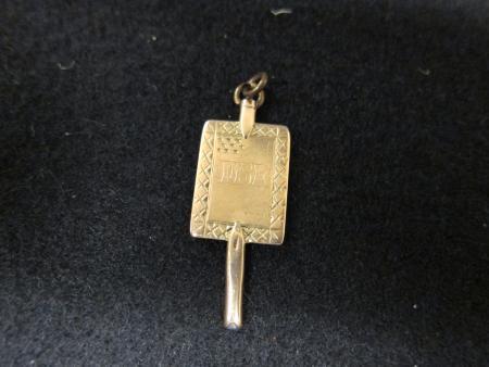 Phi Beta Kappa key, 1897