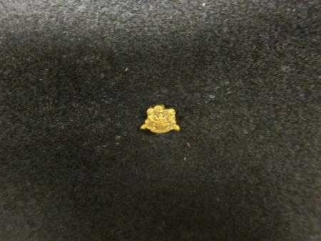 Phi Mu sorority pin, c.1930