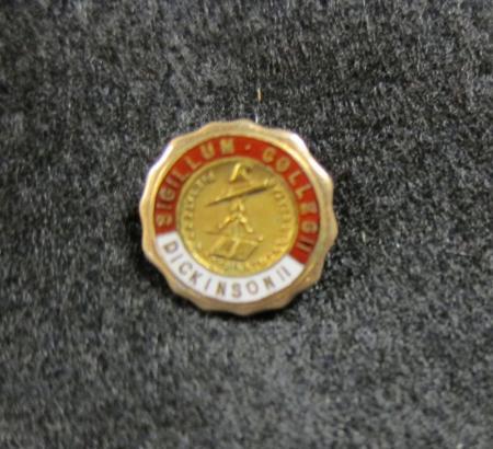 Dickinson College Seal Pin