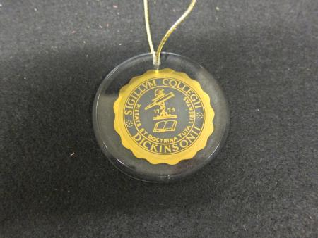 College Seal Ornament