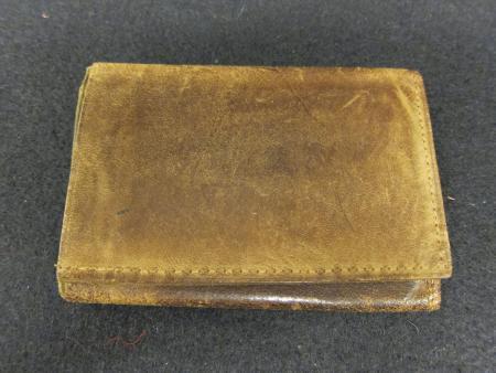 Dickinson College Contemporary Club wallet exterior